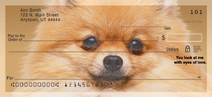 Pomeranian Checks
